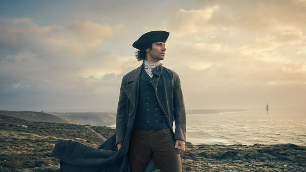 Filming on the third series of the popular BBC period drama Poldark has already begun