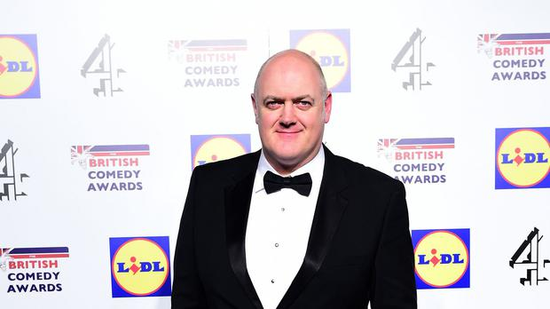 Games master: Dara O'Briain is host of Go 8 Bit