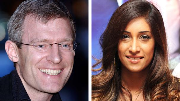 Jeremy Vine and Tina Daheley are the hosts of Crimewatch