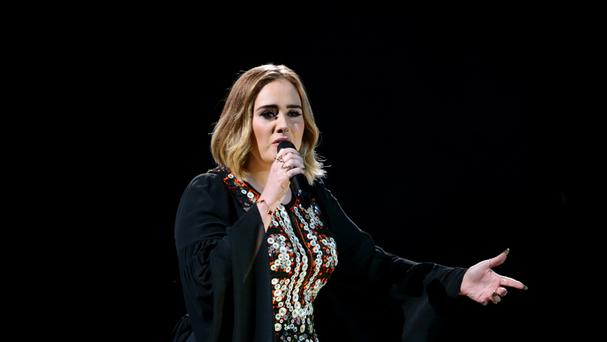 Adele released Hello last year while she was still signed with XL Recordings