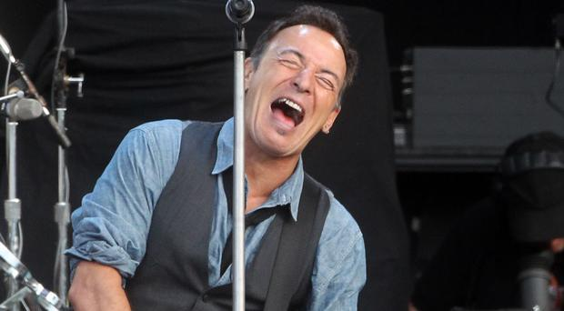 Bruce Springsteen says he struggled with depression at the time of his 2012 album Wrecking Ball