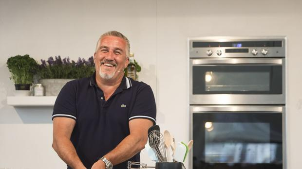 Paul Hollywood spluttered after trying a shot of strong Cypriot liquor Zivania.