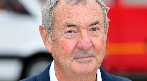 Pink Floyd drummer Nick Mason fears for young musicians trying to make it in the business today