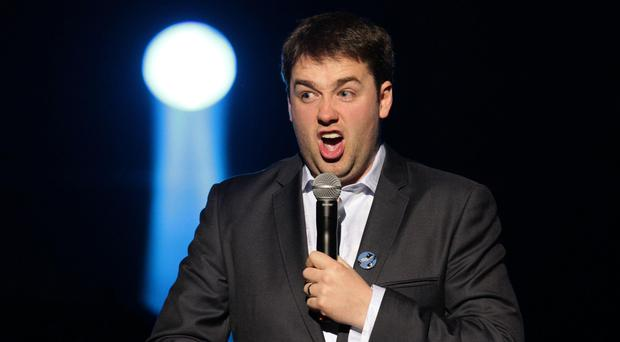 Jason Manford was forced to cancel a gig due to the family emergency