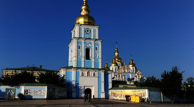 Kiev is to host the Eurovision Song Contest next year