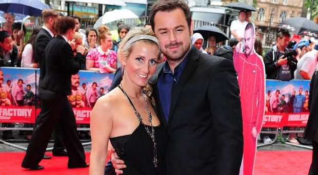 Danny Dyer and Joanne Mas have recently tied the knot