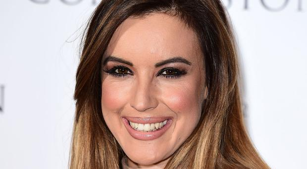 Charlie Webster aims to return to presenting by the end of the year