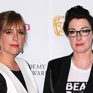 The Breat British Bake Off presenters Mel Giedroyc (left) and Sue Perkins, as the BBC has lost its contract to broadcast The Great British Bake Off.