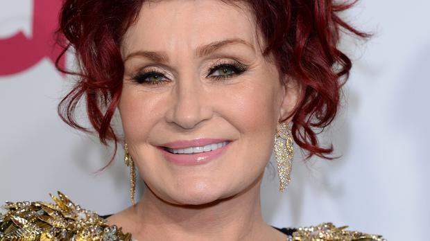 Sharon Osbourne said she suffered