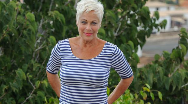 Loose Women star Denise Welch could marry her friends.