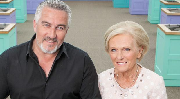 Paul Hollywood and Mary Berry are judges on the show (BBC/PA)