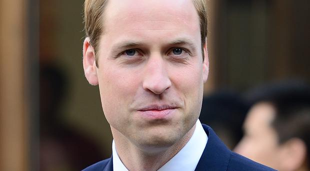 The Duke of Cambridge consoled fans of the Great British Bake Off