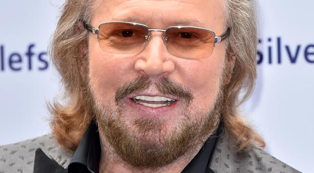 Barry Gibb is set to release a new solo album next month