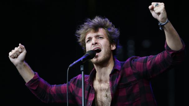 Paolo Nutini will be the top act for the Concert in the Gardens