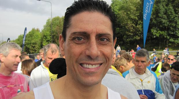 CJ de Mooi has been arrested