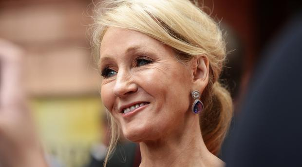 JK Rowling said the Pottermore website has revealed that her Patronus would be a heron