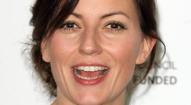 Davina McCall is about to head into a fourth season of Channel 4 celebrity winter sports contest The Jump