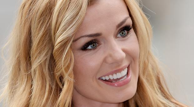 Katherine Jenkins said she would not be averse to teaching her daughter to sing if the opportunity arose