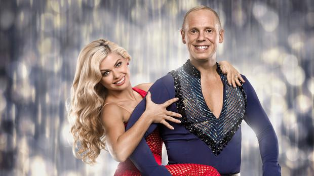 Judge Robert Rinder and his dance partner Oksana Platero are part of the new Strictly Come Dancing line-up (BBC/PA)