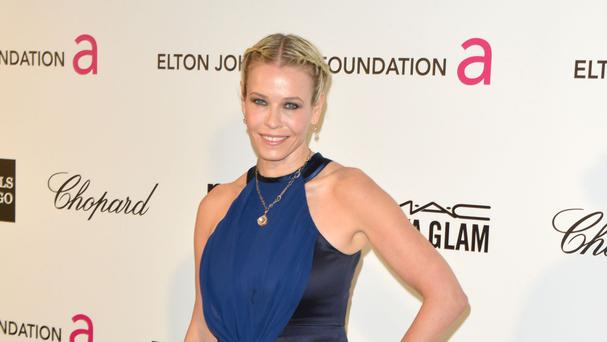 Chelsea Handler waded in on the Jolie Pitt divorce story