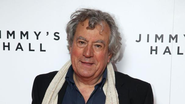 Terry Jones has been diagnosed with dementia