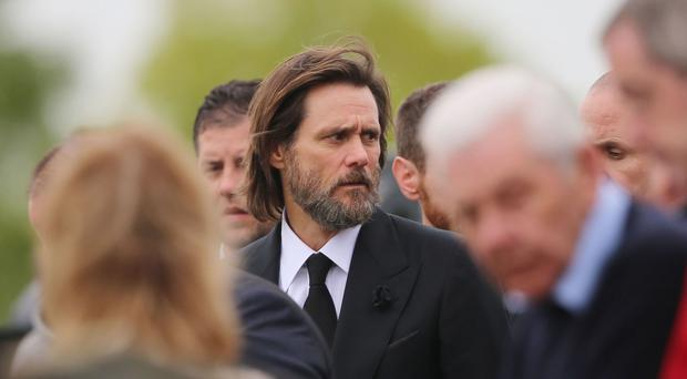 In a statement earlier this week, Jim Carrey described the lawsuit as a 'heartless attempt' to exploit him and 'the woman I loved'