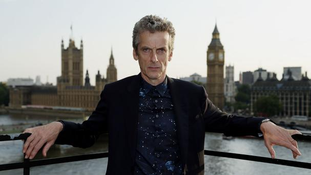 Doctor Who star Peter Capaldi will make an appearance in the spin-off show