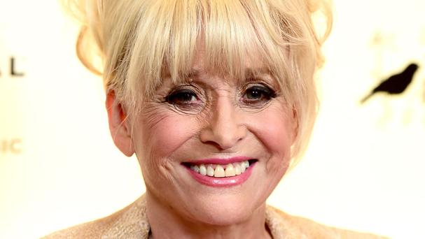 Dame Barbara Windsor starred in the Carry On franchise and EastEnders