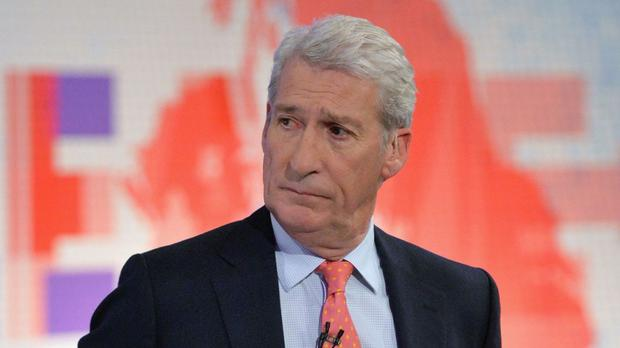 Jeremy Paxman said he was astonished when his estranged father showed no interest in reconciling
