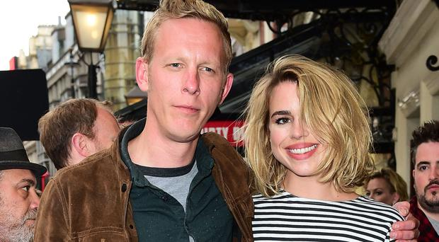 Laurence Fox and Billie Piper were married for eight years