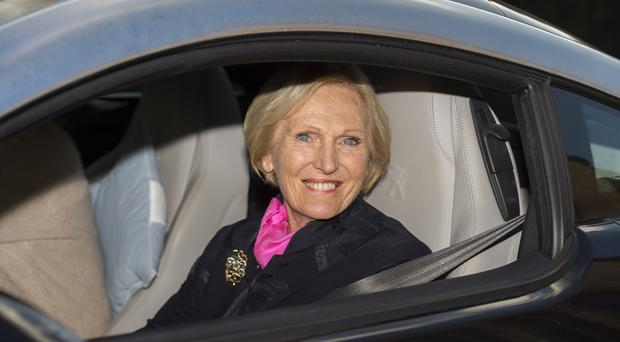 Mary Berry will not jump ship to Channel 4 when Bake Off changes channels