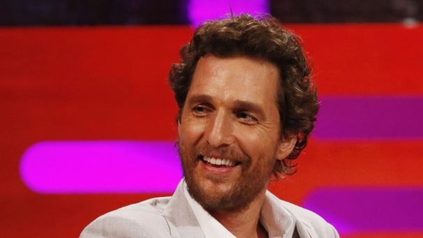 Matthew McConaughey considers his earlier rom-com roles as 'Saturday characters'