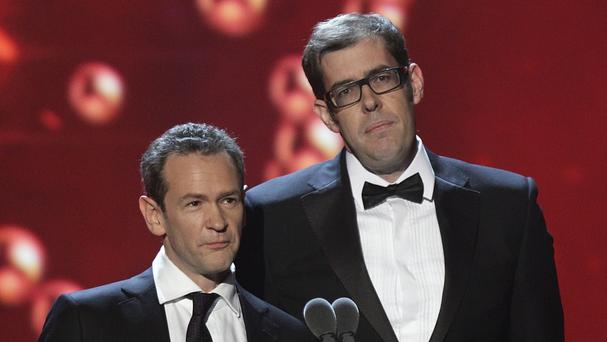 Alexander Armstrong and Richard Osman have no plans to switch channels with quiz show Pointless