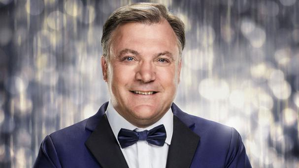 Ed Balls says he's too tired to resist most of the Strictly producers' requests because training has left him too tired