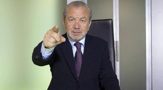 Lord Sugar returns with The Apprentice from October 6 (BBC/PA)