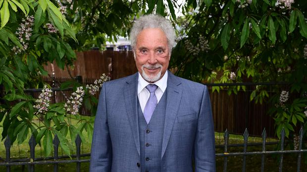 Sir Tom Jones said he was looking forward to returning to his big red chair on The Voice