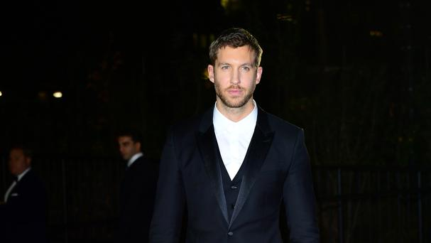 Calvin Harris cheekily tweeted a pineapple emoji during The X Factor