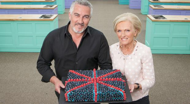 An average of almost 13-and-a-half million people have tuned in to each episode of The Great British Bake Off (BBC/PA)