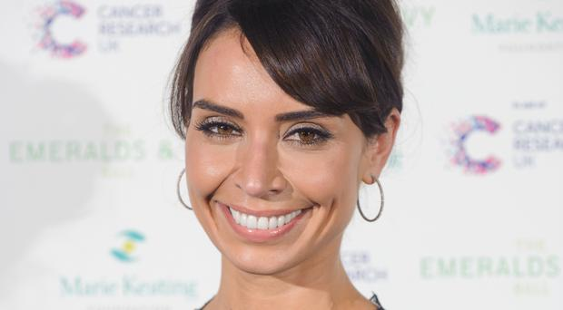 Christine Lampard will host Celebrity Haunted Hotel Live being shown on W from October 27