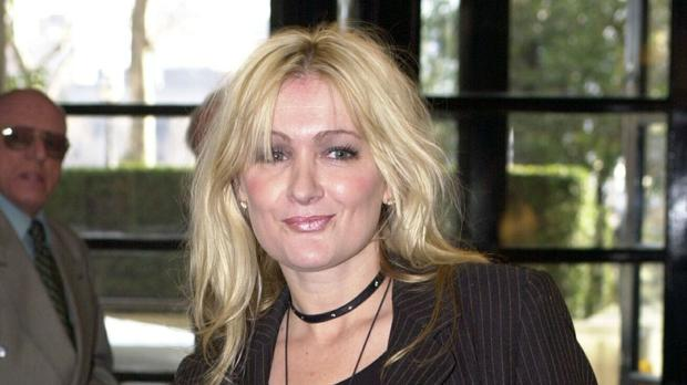 Caroline Aherne's ex-husband Peter Hook claims she abused him in his book