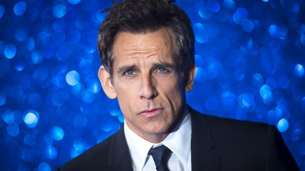 Ben Stiller said the PSA test