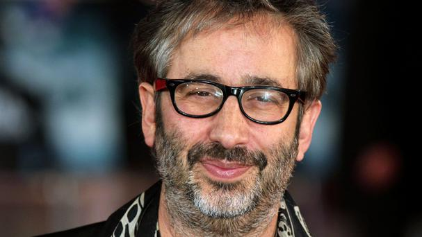 David Baddiel tweeted about the decision