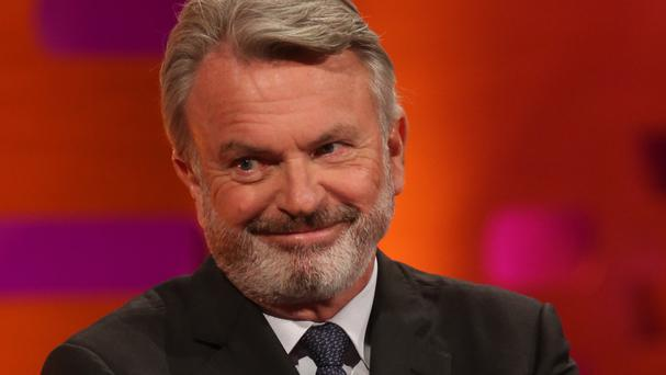 Sam Neill said the Belfast accent he needed for his role in Peaky Blinders was 'a tall order', despite his Northern Irish roots