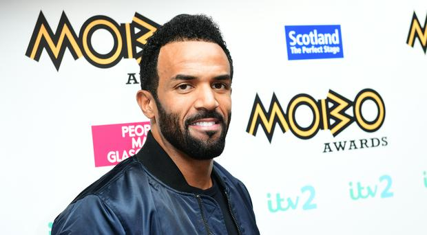 Craig David has cemented his comeback with his first number one album in 16 years
