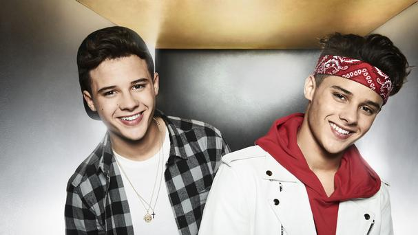 (SYCO/THAMES) Handout photo issued by ITV of Brooks Way who will not perform on the inaugural X Factor live show.