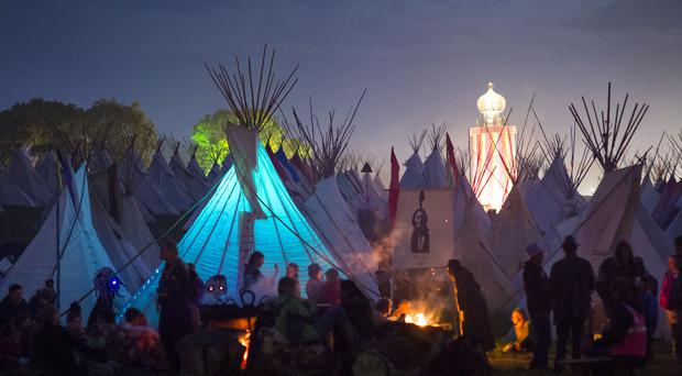 The festival will take its traditional