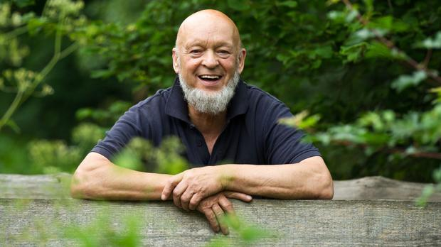 Glastonbury Festival founder Michael Eavis used to listen to Radio Luxembourg under his pillow while a boarder at Wells Cathedral School (Glastonbury/PA)