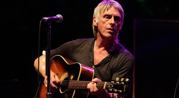 Paul Weller is championing Jeremy Corbyn by appearing in a concert promoting the Labour leader