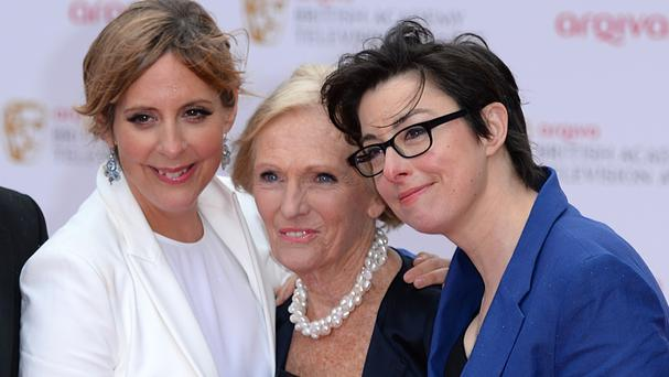 Mel Giedroyc, Mary Berry and Sue Perkins will not be making the move to Channel 4