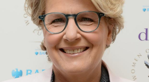 Sandi Toksvig co-found the Women's Equality Party